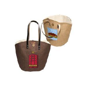Fancy Jute Ladies Handbags