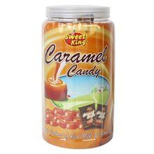 Milk Caramel Tablet Candy
