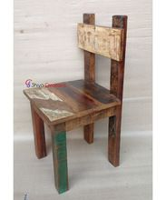 Wood Baby Chair