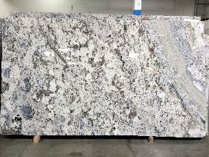 C-white Granite Slab