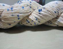 Embellished Silk Yarn
