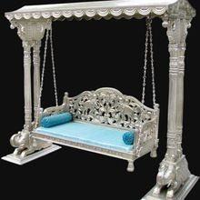 Wooden Carved Decorative Swings