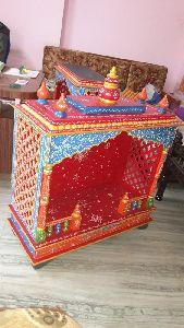 Wooden Decorative Temple