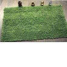 Non Slip Cotton Water Absorbent Bath Mat