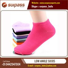 Summer Sneaker Cotton Ankle Socks