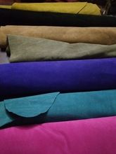 Buff Split Suede Leather For Shoes and Handbags