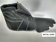 Buffalo Split Leather Safety Shoe Upper