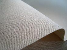 Greige Cotton Canvas Fabric