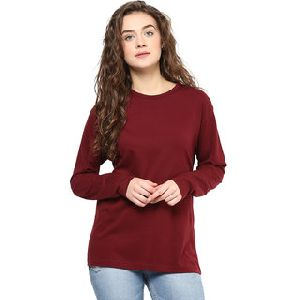Women Full Sleeve T-shirts