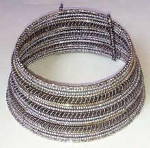 Metal Brass Silver Plated Wire
