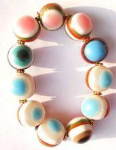 Resin Beads Bracelets