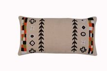 Tribal Embroidered Pillow