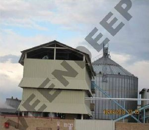 Soya Bean Seed Solvent Extraction Machinery