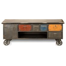 Industrial Furniture Tv Stand