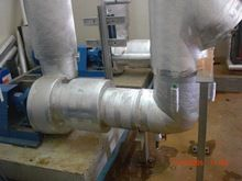 Closed Cell Pipe And Duct Insulation