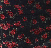 Dyed-woven Printing Velvet