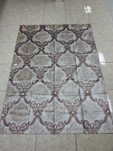 Jacquard Polyster Curtain Fabric