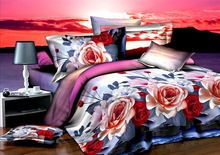 printed home textile bedding sets