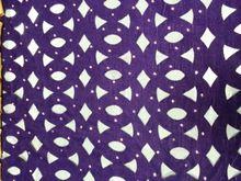 printed micro velvet