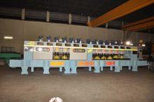 Automatic Stone Polishing Machine