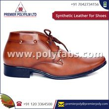 Pu Synthetic Leather Shoes