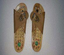 Wooden Slipper
