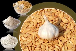 Indian Garlic Flakes