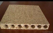 Hollow core chipboard