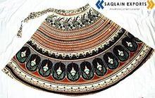 Ethnic Printed Cotton Skirts