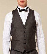 Vest Waistcoat Men