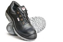 Great Genuine Lather Safety Shoes