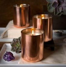 Rose Gold Candelabra