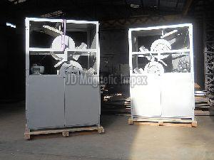 Triple Drum Magnetic Separator