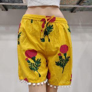 Women Shorts Pants