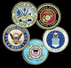 Military Emblems Badges