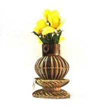 Bamboo Designer Flower Vases
