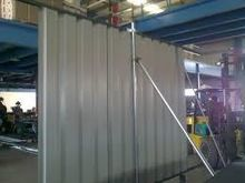 Fencing Steel Corrugated Sheets