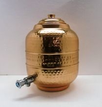Hammered Water Dispenser