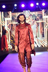 Designer Dhoti Sherwani