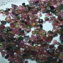 Uncut Rough Tourmaline Multi Tourmaline Stone