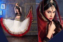 Designer Indian Wedding Bridal Lehenga