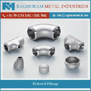 Stainless Steel Elbow Butt Weld Pipe Fitting