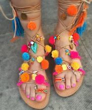 Bohemian Spirit Banjara Ladies Sandals