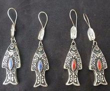 Latest Aluminium Fish Design Earrings