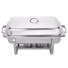 Stainless Steel Chafing Dish Buffet Stove
