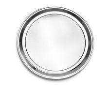 Stainless Steel Plain Dinner Plate