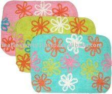 Cotton Flower Design Rugs