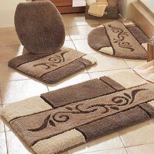 Cotton Luxury Bathroom Rugs