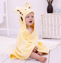 Soft Terry Hooded Towel