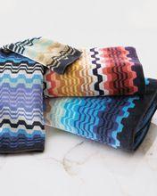 Triangle Design Jacquard Towel